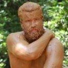 Naked Hiker